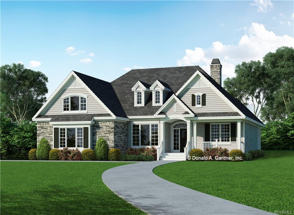 TO BE BUILT! This is an impressive 2100+ sq. ft. custom built home in Autumn Hill - one of Hanover&#