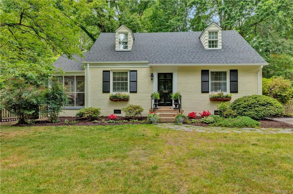 Move in ready and neat as a pin is this 4 bedroom Cape Cod in the popular Tuckahoe, Tuckahoe, Freema