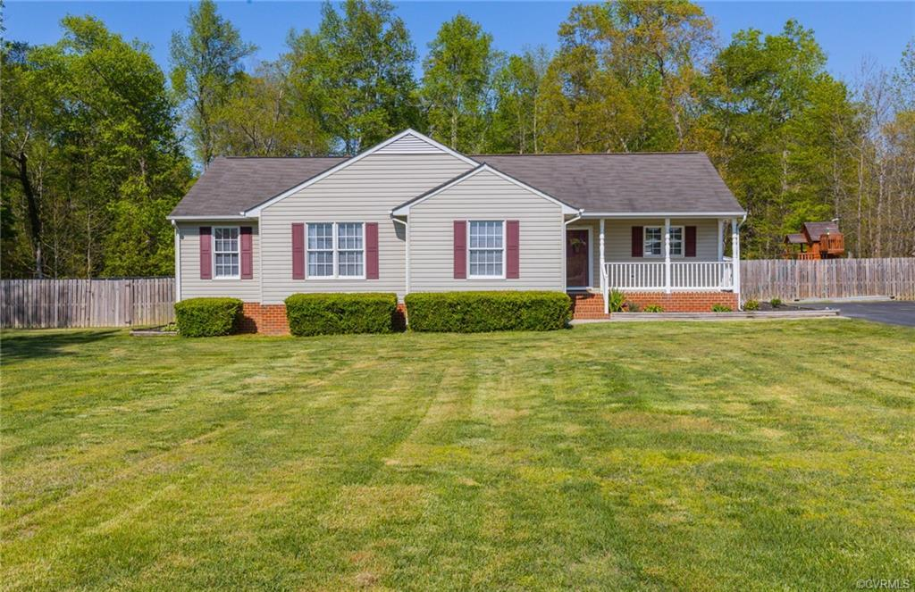 Get ready to rumble over this picturesque & pristine RANCHER! Nestled on over 1.6 acres in Henrico C