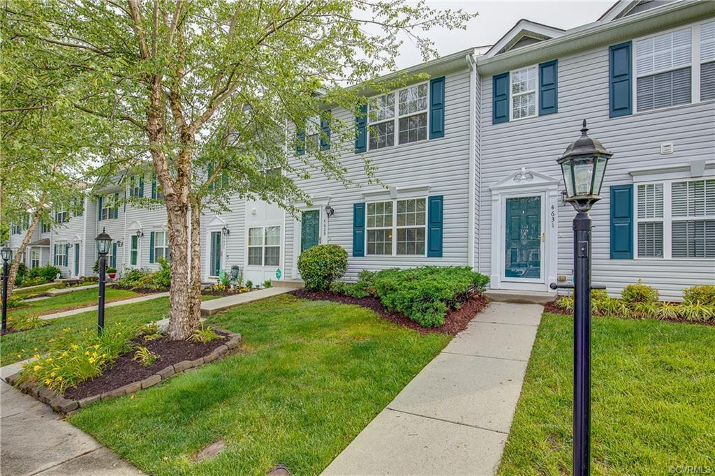 Welcome to 4629 Milfax Rd in Ashley Village, an immaculate 3 bedroom townhome just minutes from majo