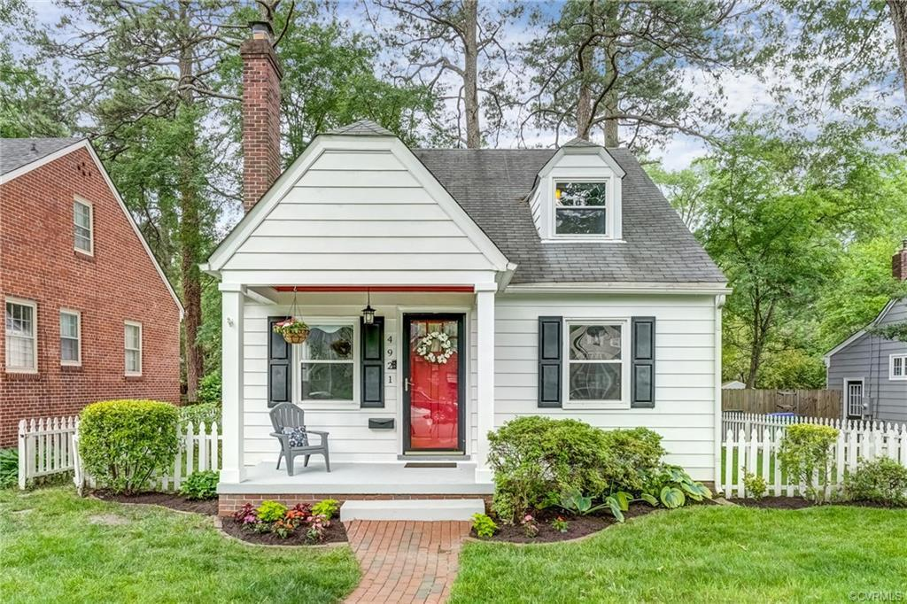 Welcome Home to 4921 Bromley Lane in the heart of RVA's Mary Munford Neighborhood, close to Willow L