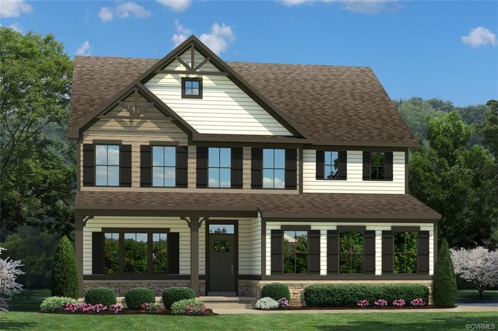 Last chance to purchase a home in Short Pump's fastest selling community! Located within the