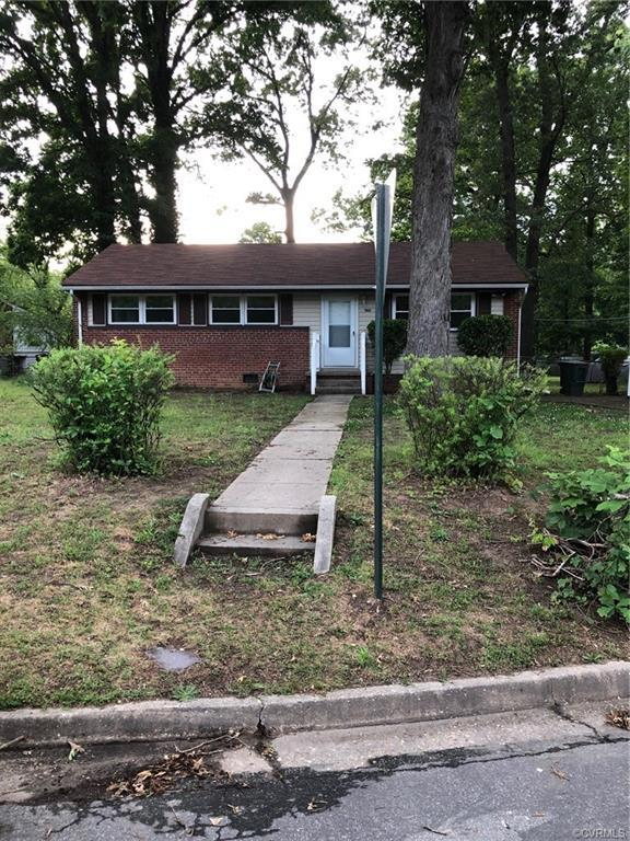 Perfect Rancher for 1st time homeowners or Investor. Corner lot on nice quiet street. With a little