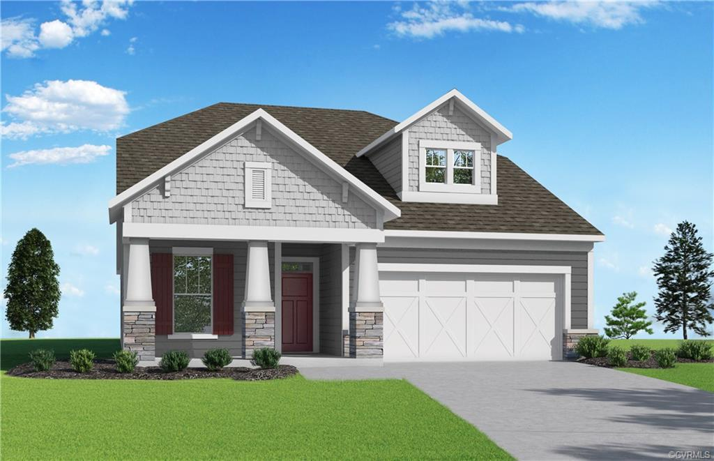 SINGLE-FAMILY HOMES IN A 55+, AMENITY-FILLED GOOCHLAND COMMUNITY FROM THE UPPER $300s. Welcome to Mo
