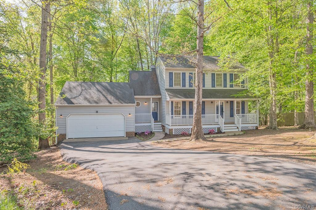 Back on the market through no fault of seller.  MOVE-IN READY!!!   Sellers have been painstakingly t