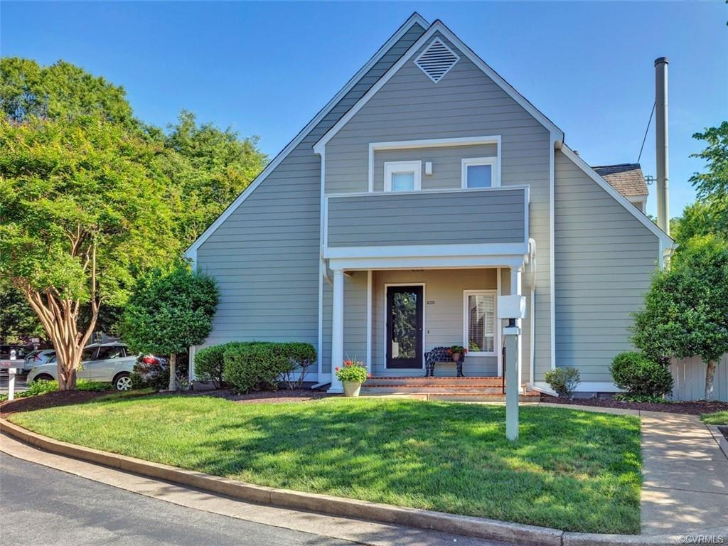 Spectacular 3 bed, 3.5 bath condo in sought after, maintenance free community!!! A large foyer w/ a