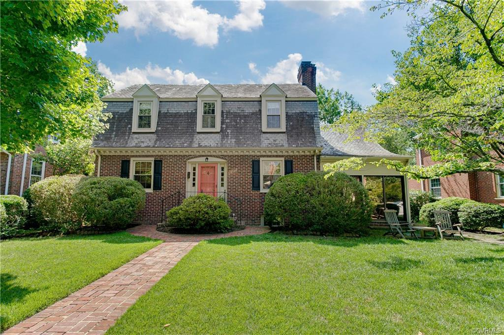 This outstanding Dutch Colonial on the best block of Lake Avenue combines classic characteristics fr
