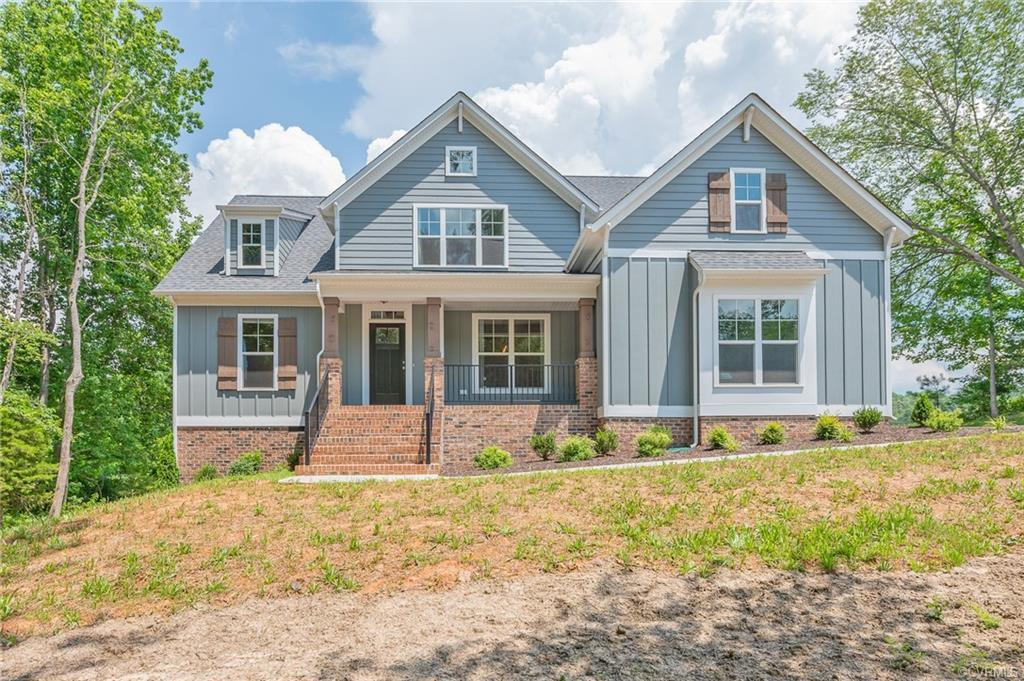 Still under Builder's 1 year warranty! This practically NEW Augusta by Main Street Homes is s