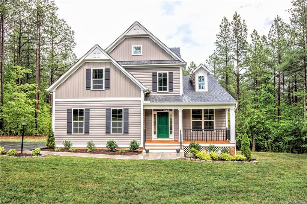 Situated on a 3.24 Acre Secluded Lot, this 2019 stunning Main Street Home is Better than new!! Drama