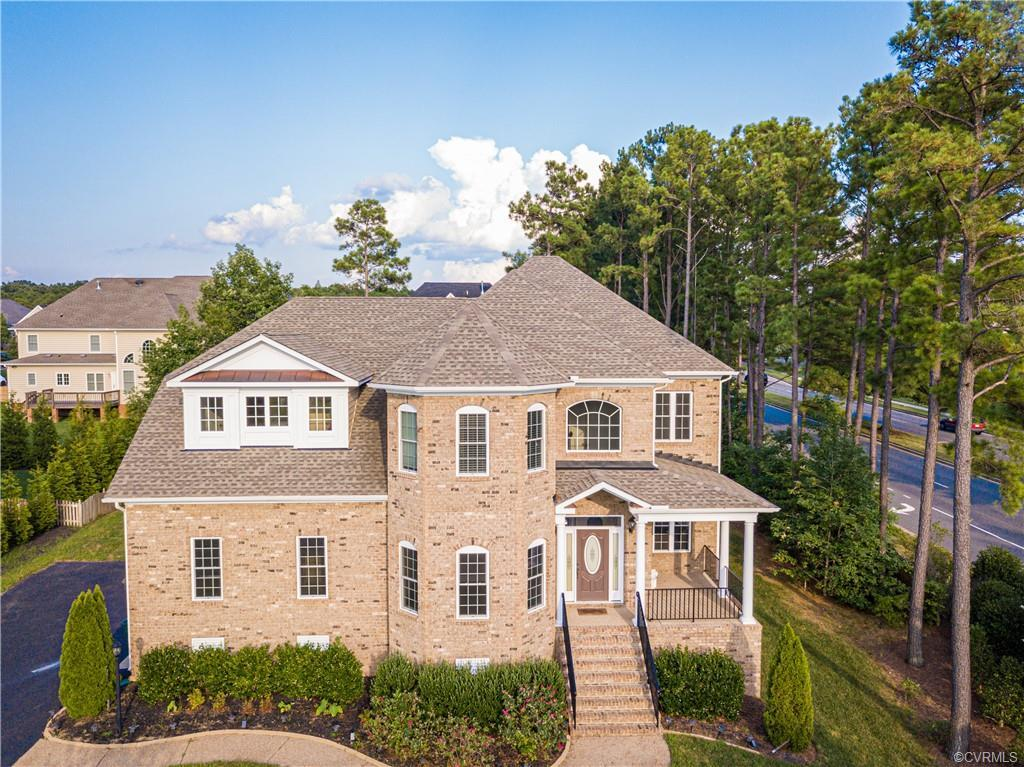 JR Walker's Custom Built home located at Covington Subdivision in Top School  district, Shady Grove