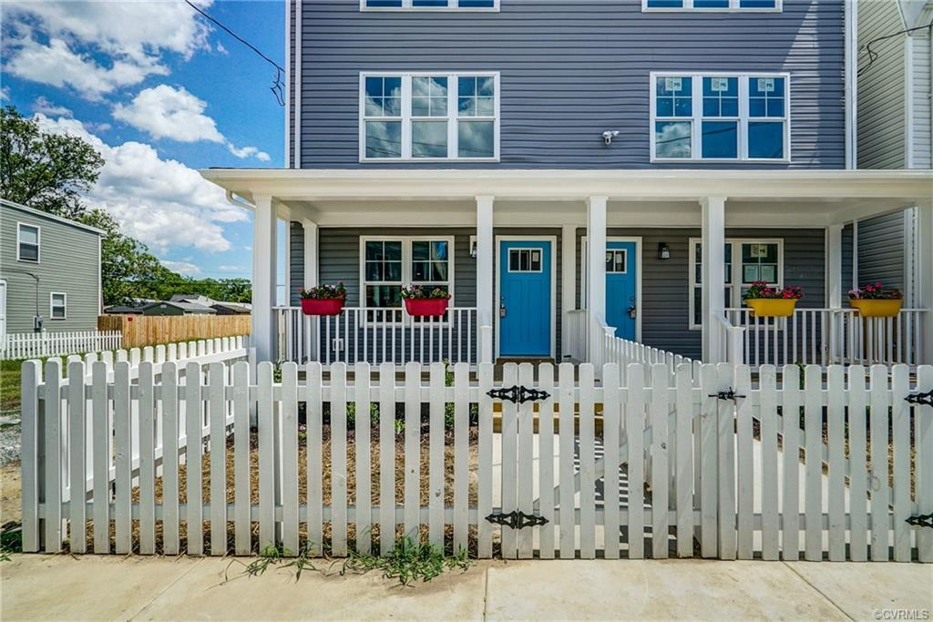 COME SEE THIS! Beautifully finished 5 bedrooms/4 bath house in Historic Church Hill. One of the larg