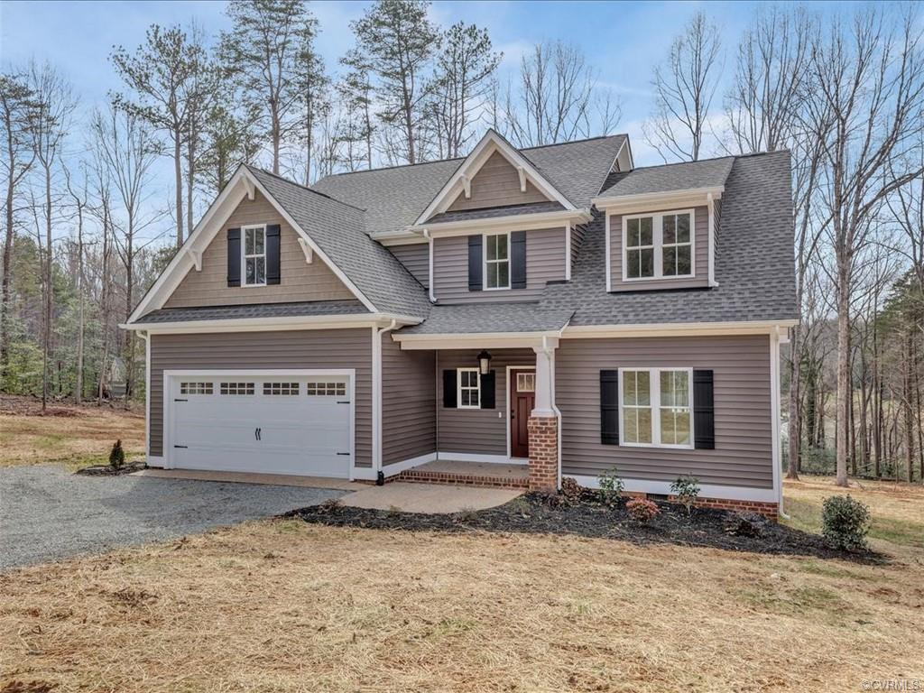 NEW PRICE on this gorgeous Open Concept Craftsman full of Natural Light and Rich Finishes with STUNN