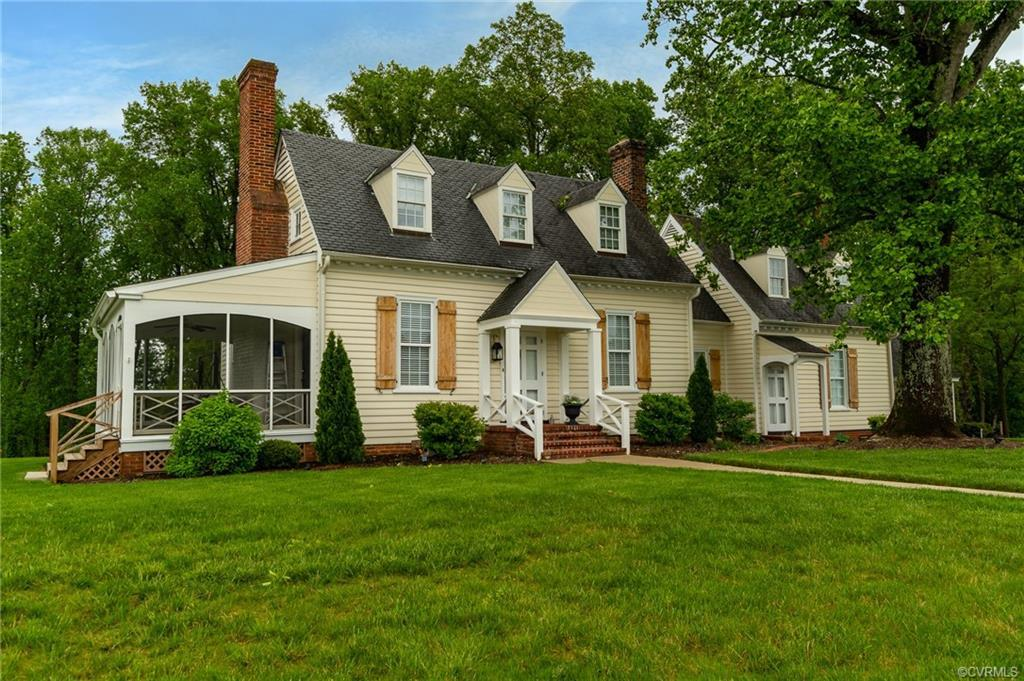 This gorgeous historic home has everything you could want in a new home! All the classic details tha