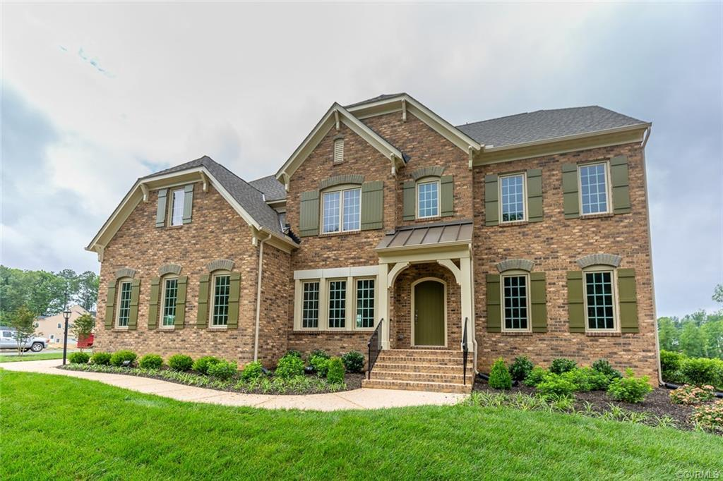 """TO-BE-BUILT! Last 3-car garage PLUS walk-out basement home site available! Build the """"Hawksmoor"""" wit"""
