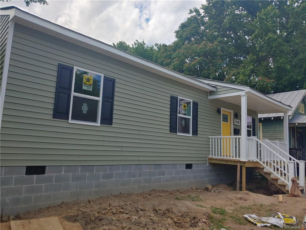Brand New Home - Under construction featuring 2 Full Baths, 3 Bedrooms; 1 Master Suite with full bat