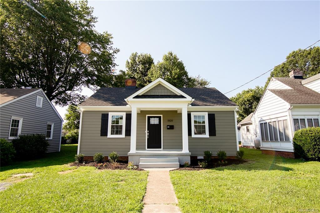 FULLY RENOVATED in LAKESIDE! Nothing has been overlooked in this 3 bedroom, 2 bath, Cape Cod style h