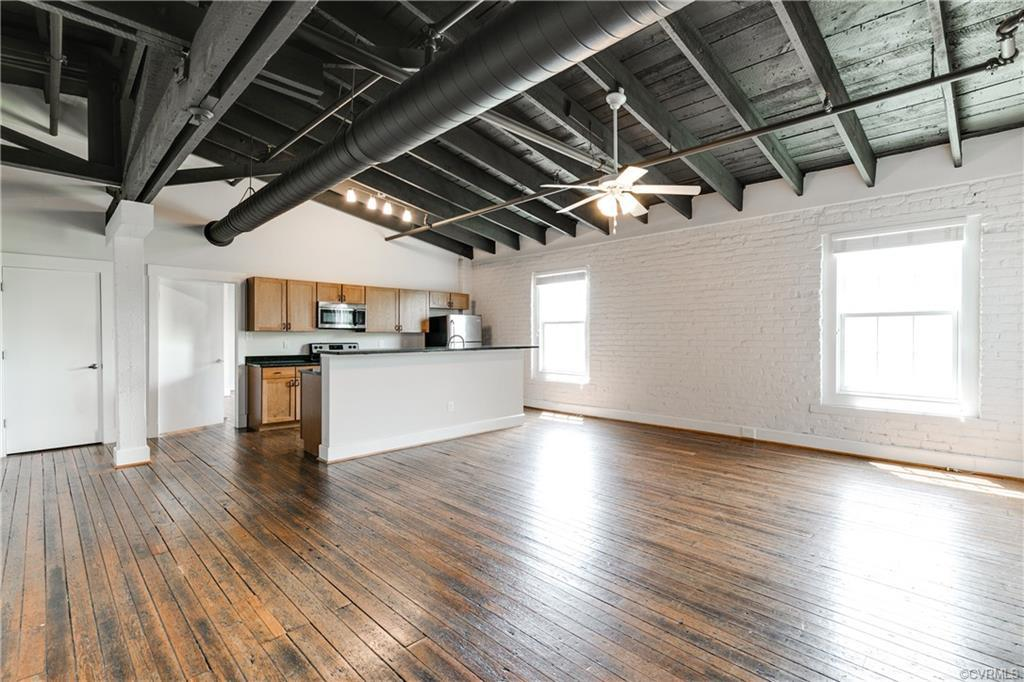 Enjoy modern loft style living at its finest in Richmond's historic Oregon Hill neighborhood!