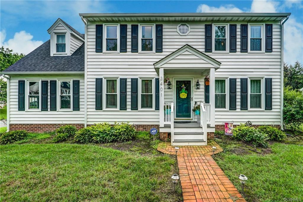 This beautiful home is situated on a wonderful corner lot. This home has been well taken care of and