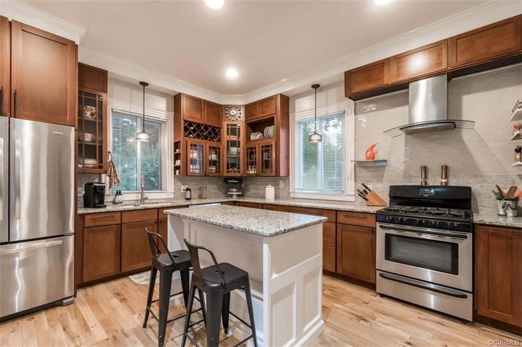 Welcome home to 3112 Forest Hill Ave. This 3 bed/3 bath home has been meticulously maintained, updat