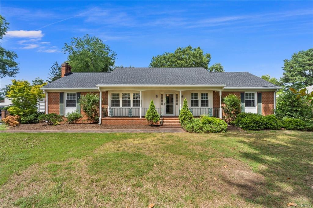 This home was built so well and is ready for you to call it home! Inviting full front porch overlook