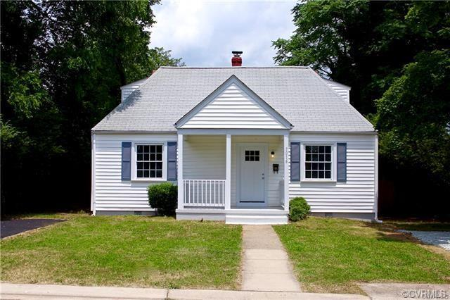 Showings Start Friday October 2nd, at 1:00 pm  Lovely renovated cape convenient to everything.  Feat