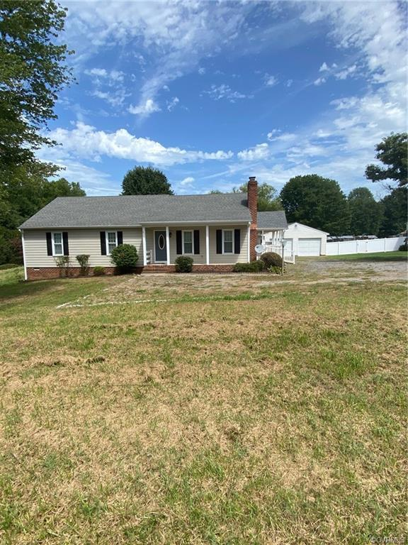 OPPORTUNITY IS KNOCKING!!!  Beautiful 3 Bedroom 2 FULL BATH Ranch Home with detached 2 Car Garage in