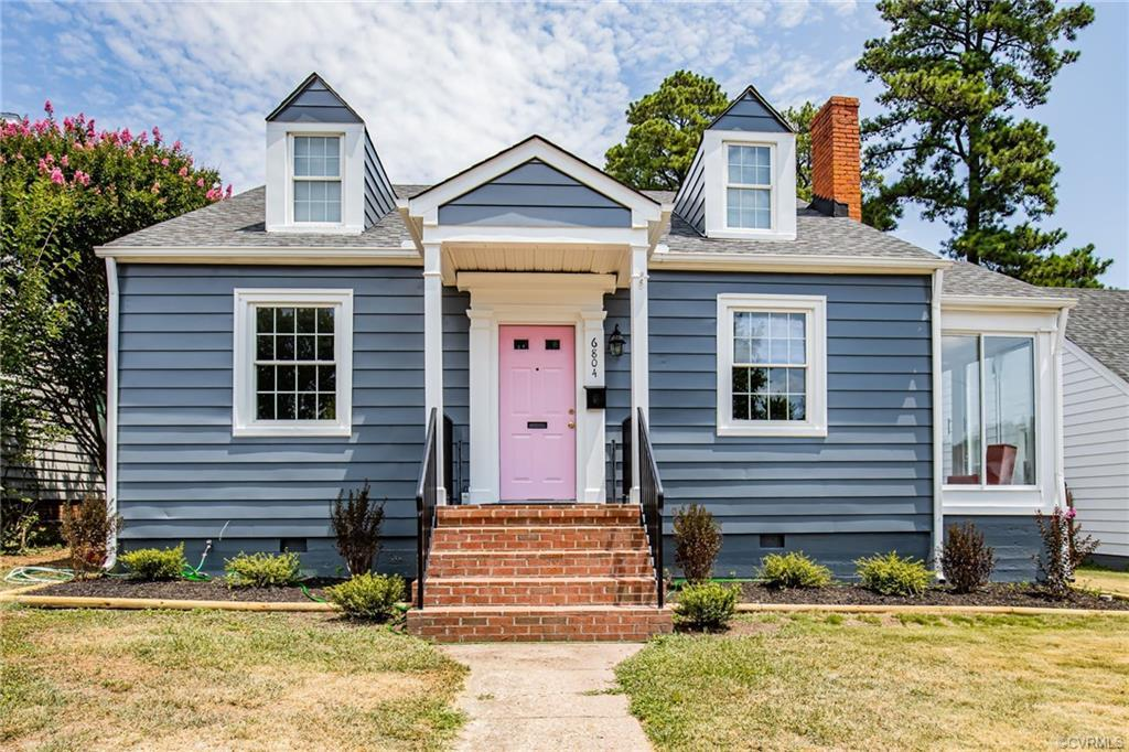 BACK ON THE MARKET DUE TO NO FAULT OF THE SELLER!!!! This beautifully renovated cape-style home shines inside with new appliances, cabinets, granite, an amazing heated, and air-conditioned sunroom. Gorgeous original hardwood floors and a fireplace add warmth and a comfortable feel. Located near Bandy Field, University of Richmond, and Village Shopping Center. All offers will be reviewed Monday 8/31/20.