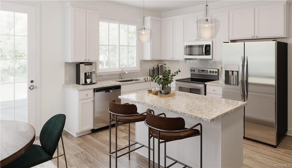 Just Released! Stanley Martin Homes Amara in Stony Point Commons! This stunning open floor plan is i