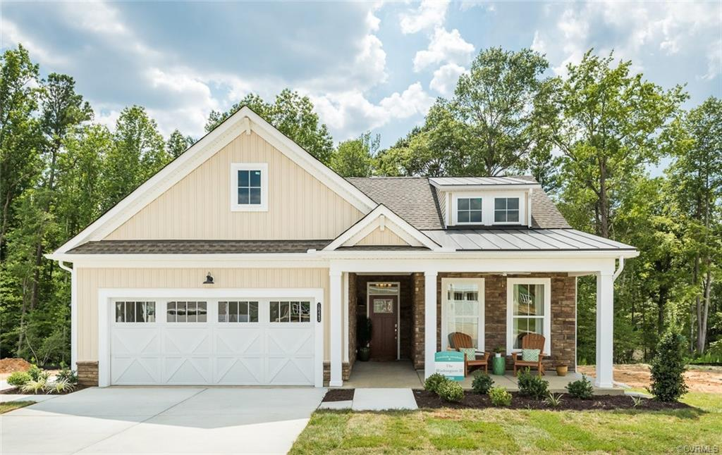 Model Home AVAILABLE NOW!!! Be a part of Chickahominy Fall's popular Woodside Meadows neighborhood.