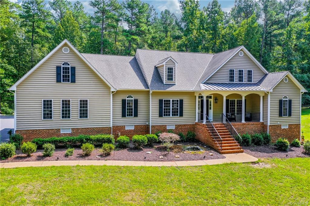MILL FOREST SUBDIVSION - 2 Story Home with FULL BASEMENT - 5907 Finished Sqft(2100 Sqft Basement) -