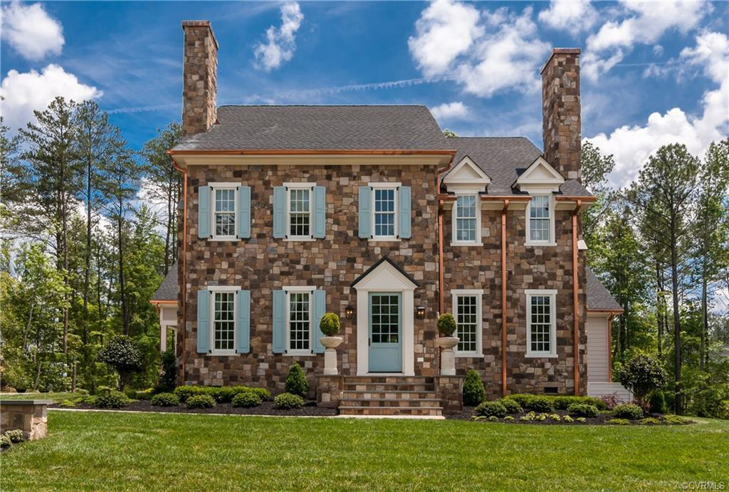The Tara brought to you by PERKINSON HOMES!  A beautiful Pennsylvania Dutch style home.  As you walk