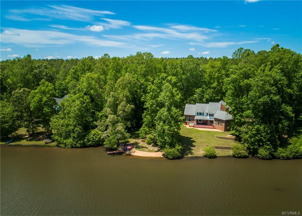 The Foremost In WATERFRONT Living Is Now Available On Lake Randolph. An Absolute Premier Property De