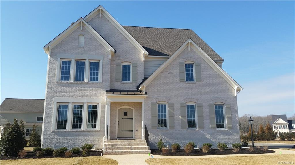 """FINAL LOTS! The """"Brookstone II"""" by Boone Homes boasts 4104 sq. ft., 5 BR 4.5 BA with a 2 story foyer"""