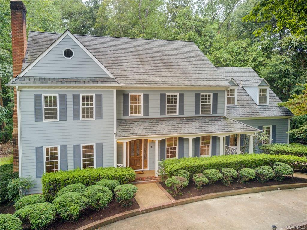 Welcome to this well appointed 2 Story Colonial, built by John Montague, located in the gated commun