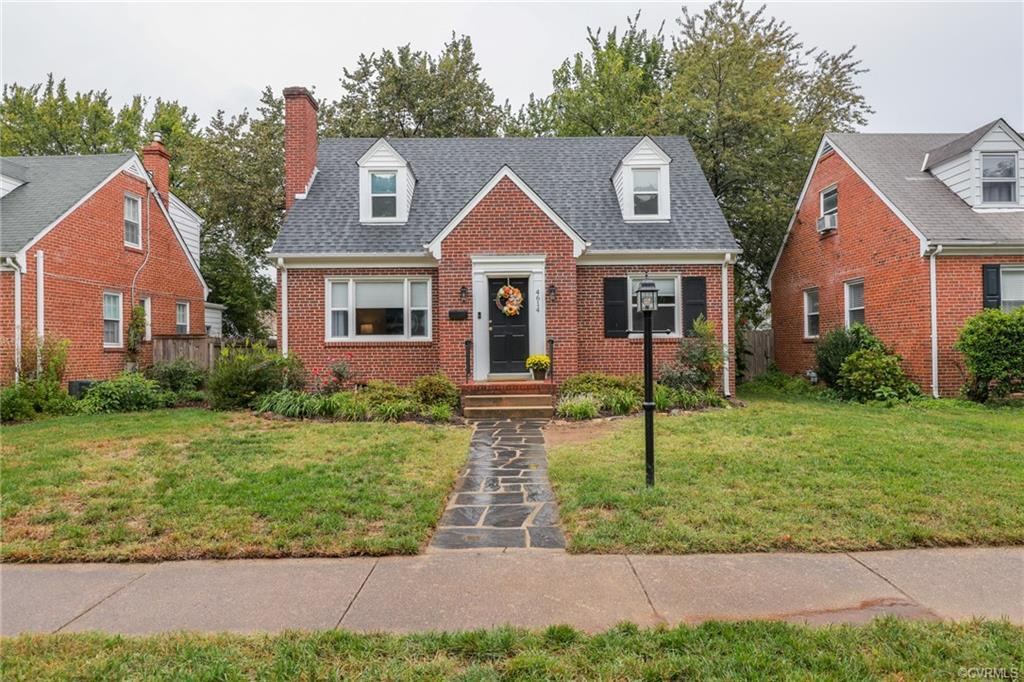 Welcome to this charming Cape-style home in the Monument Avenue Park neighborhood.  This home has be