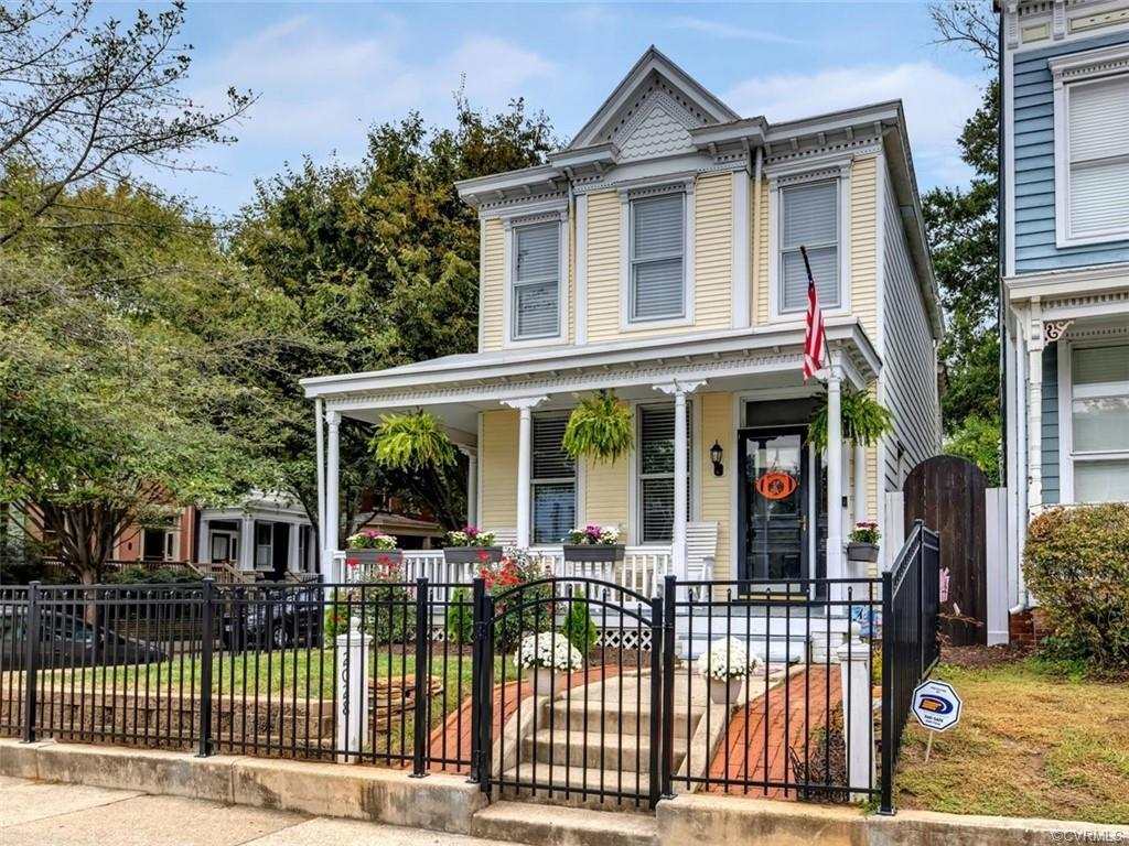 Ready, Set, Go!!! Welcome to 2028 W Main Street located in the heart of the Richmond's Fan District.