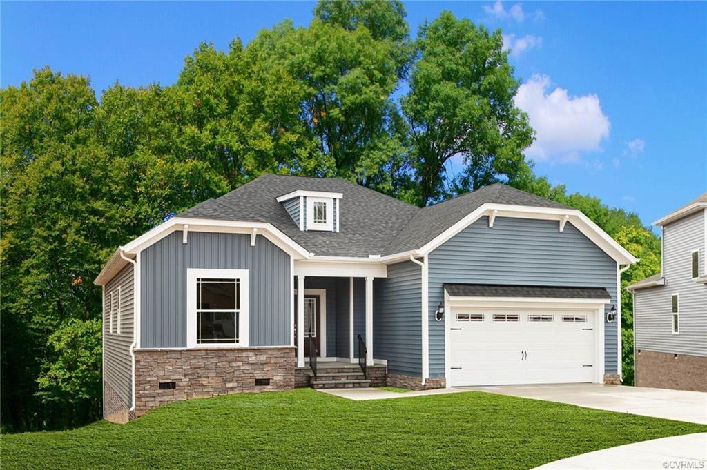 The Anna floor plan is now available at the beautiful community of NewMarket. This new construction