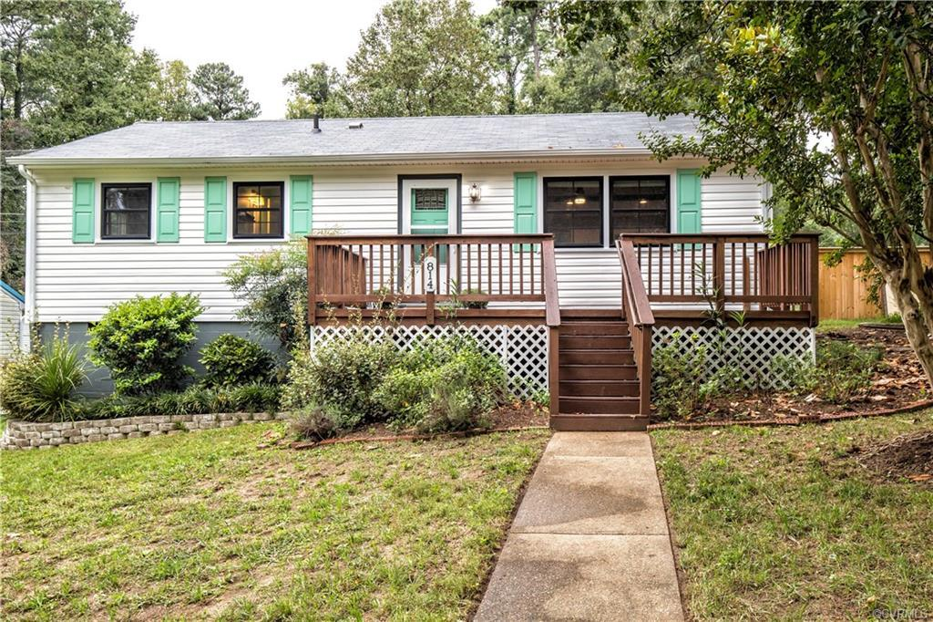 WALKING DISTANCE TO JAMES RIVER TRAILS, Shopping and Dining!  NEW ROOF, NEW WINDOWS recently replace