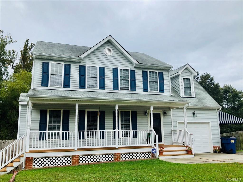 Check out this great home! Located close to Rt 10 and easy access to I95! Built in 2004 on a cul-de