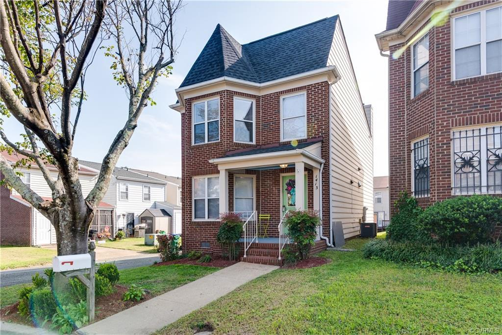 LOCATION, LOCATION, LOCATION!!! Walk to VCU and enjoy this MOVE-IN Ready 4 Bed, 2 Bath home, freshly