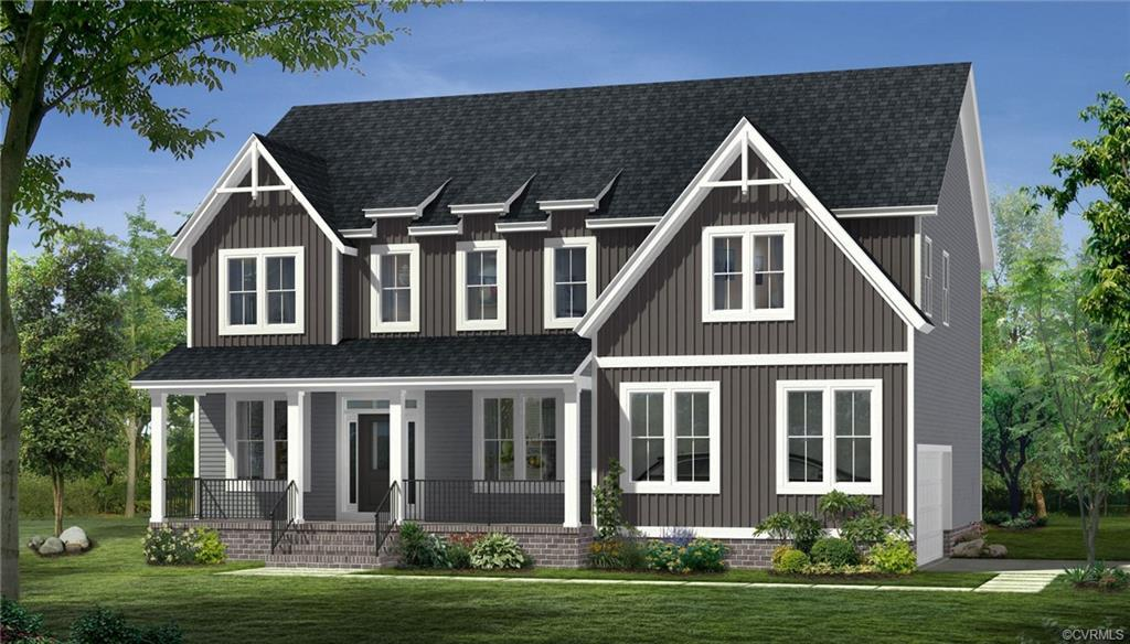 Our spacious Linwood Plan is underway in Sycamore Woods at Magnolia Green! Four bedrooms and two and