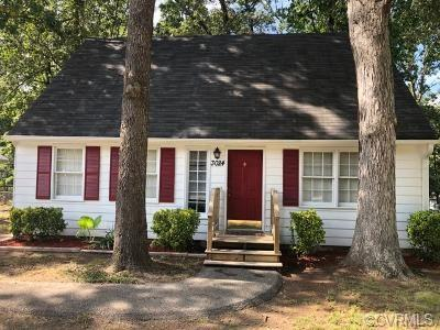Welcome to 3024 Woodsong Drive, a charming Cape Cod in Chesterfield community. This home is move in