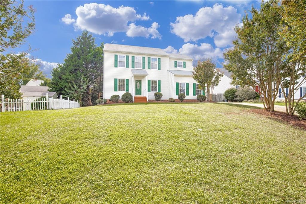 You must not miss this beautiful home in turn-key condition .just painted inside, new carpet, and ne