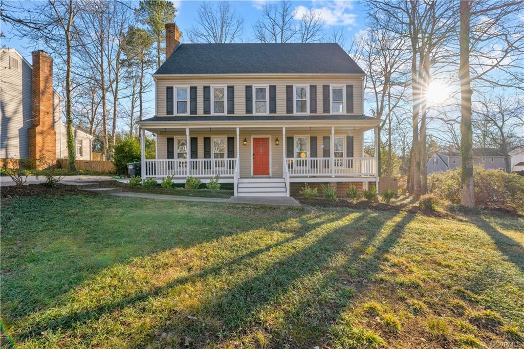 Welcome to Walton Park! Updated, 5 Bedroom, 2 1/2 Bath Home Situated On a Corner Lot. Features Inclu