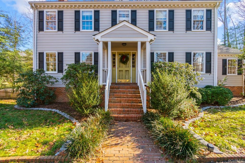 Welcome to this spacious Colonial in sought after Sleepy Hollow.  This home is completely updated wi