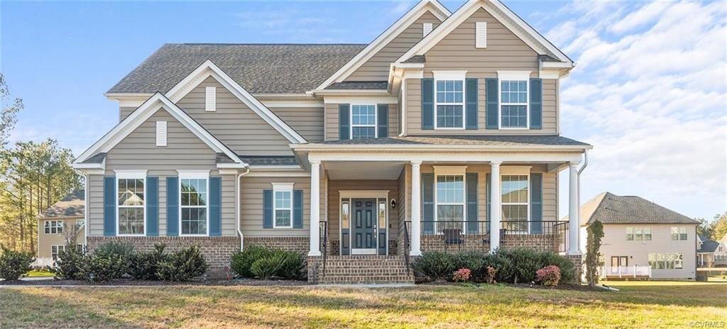 Welcome home to Meadowville Landing! This highly anticipated, organized community, is the perfect pl