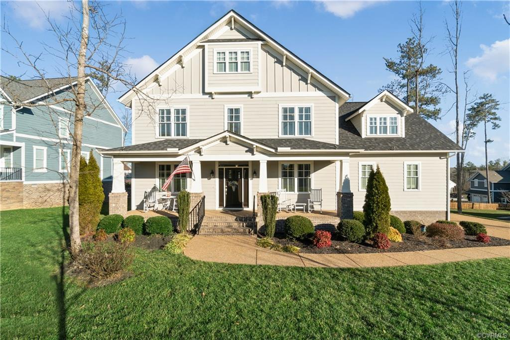 Incredible opportunity to own a beautiful custom home at an exceptional value in Hallsley!  This Cra