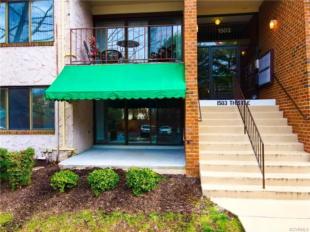 RENOVATED - FIRST FLOOR LIVING CONDO. This Great location in West End features 2 large bedrooms with