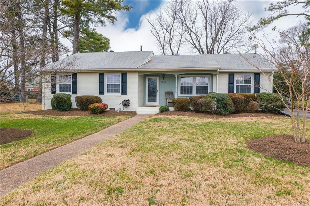 Located in the West End neighborhood of West End Manor, this ranch-style 3 bedroom & 2 bathroom home