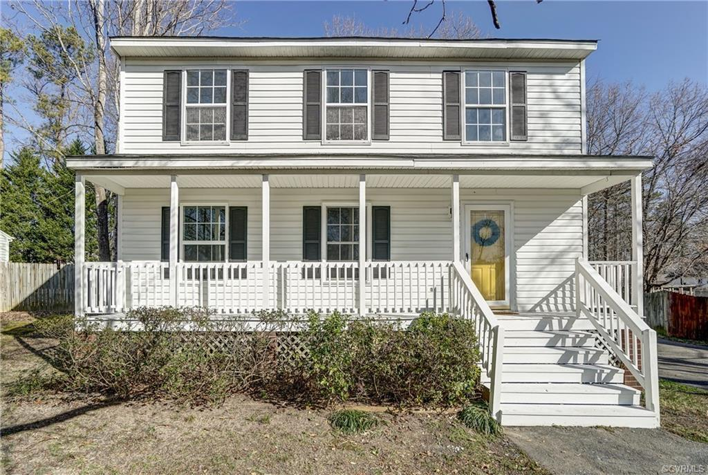 This 3 bed, 2.5 bath home has been completely renovated and is ready for move-in. New laminate wood